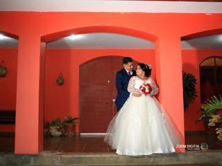 La boda de Liz y Abel