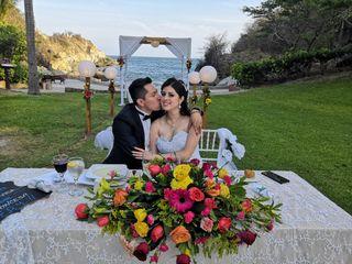 La boda de Erika y Gustavo