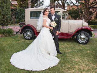 La boda de Sonia y César