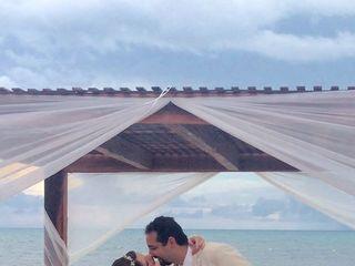 La boda de Sandra  y Aref 3