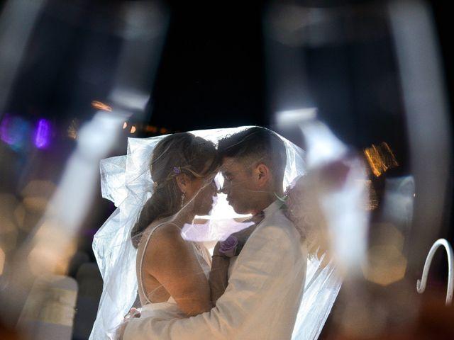 La boda de Shanti y Carlos
