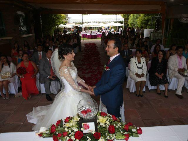La boda de Gabriela y Bernardo