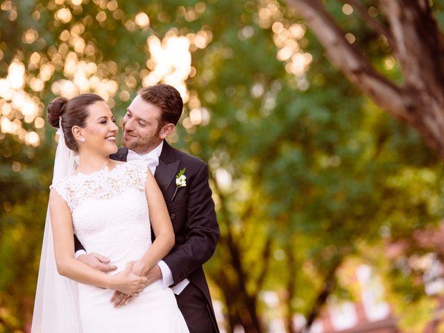 La boda de Majo y Pedro
