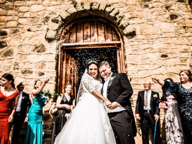 La boda de Yerania y Ricardo