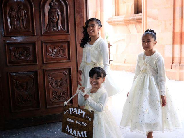 La boda de Abel y Liz en Zacatecas, Zacatecas 2