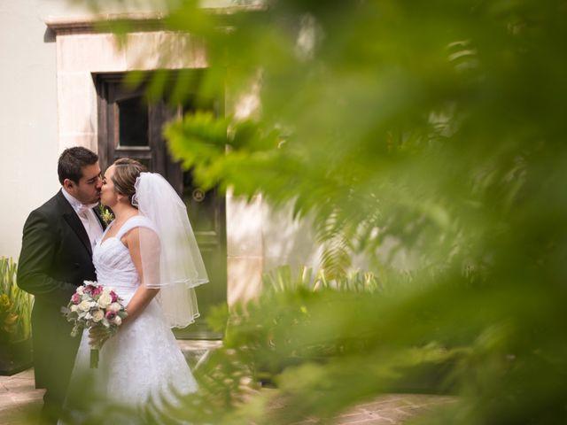 La boda de Toño y Pau en Querétaro, Querétaro 1
