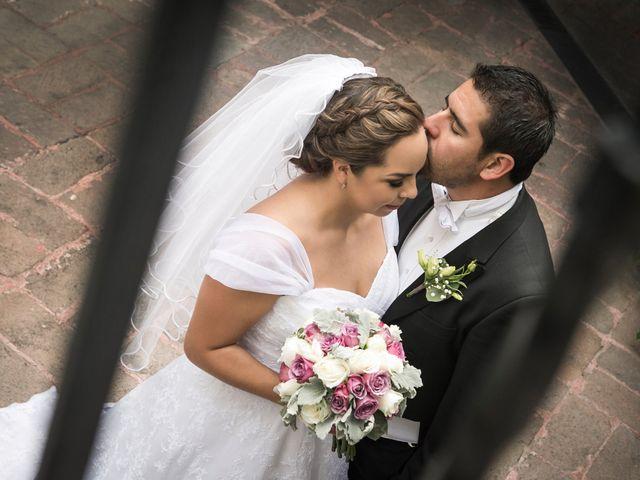 La boda de Toño y Pau en Querétaro, Querétaro 2