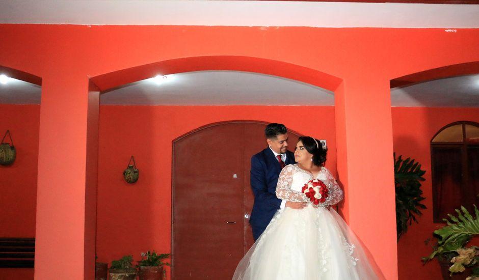 La boda de Abel y Liz en Zacatecas, Zacatecas