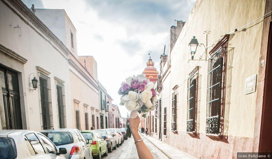 La boda de Toño y Pau en Querétaro, Querétaro