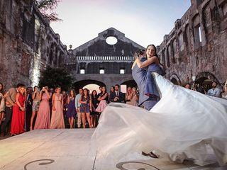 La boda de Roxana y Fernando 1