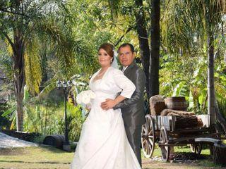 La boda de Rocío y Carlos 1