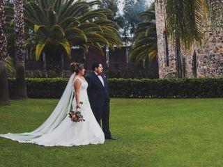La boda de Gaby y Álex 1