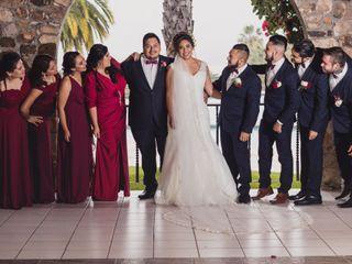 La boda de Gaby y Álex