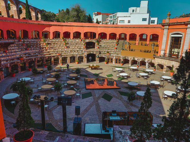La boda de Felipe y Cristina en Zacatecas, Zacatecas 3