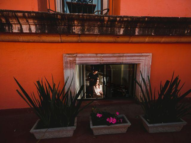 La boda de Felipe y Cristina en Zacatecas, Zacatecas 7