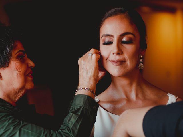 La boda de Felipe y Cristina en Zacatecas, Zacatecas 11