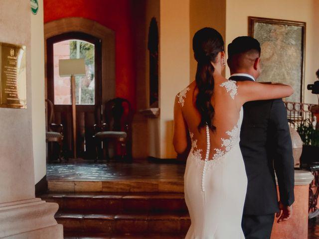 La boda de Felipe y Cristina en Zacatecas, Zacatecas 24