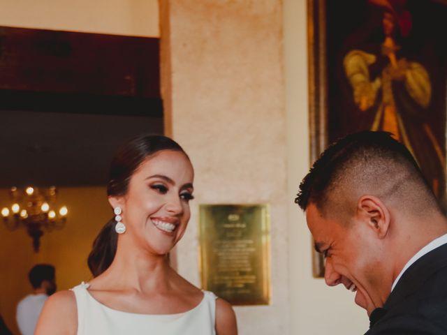 La boda de Felipe y Cristina en Zacatecas, Zacatecas 25