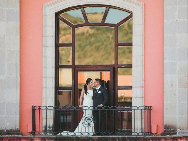 La boda de Felipe y Cristina en Zacatecas, Zacatecas 28