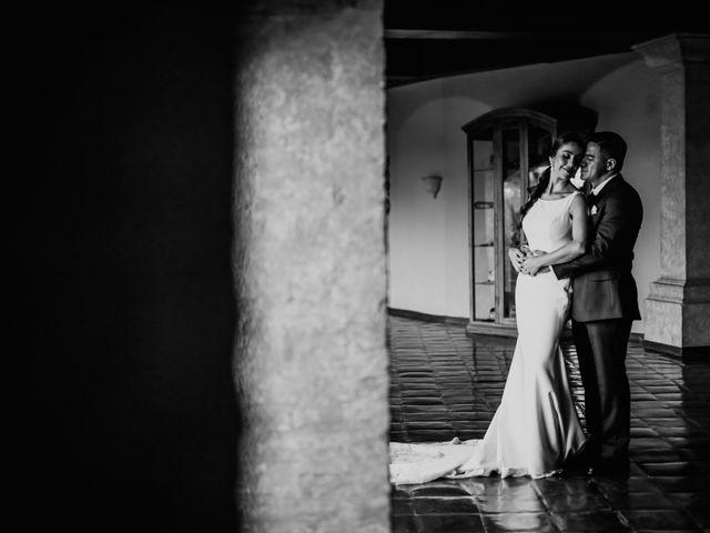 La boda de Felipe y Cristina en Zacatecas, Zacatecas 1