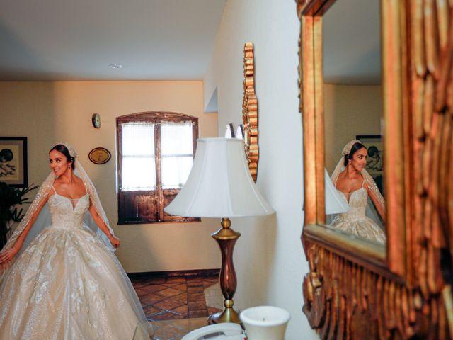 La boda de Felipe y Cristina en Zacatecas, Zacatecas 42