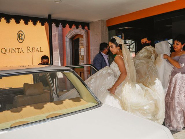 La boda de Felipe y Cristina en Zacatecas, Zacatecas 44