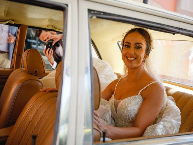La boda de Felipe y Cristina en Zacatecas, Zacatecas 45