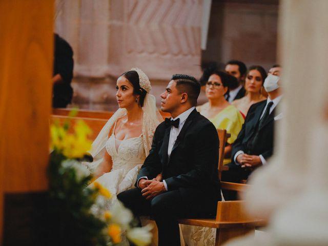 La boda de Felipe y Cristina en Zacatecas, Zacatecas 59