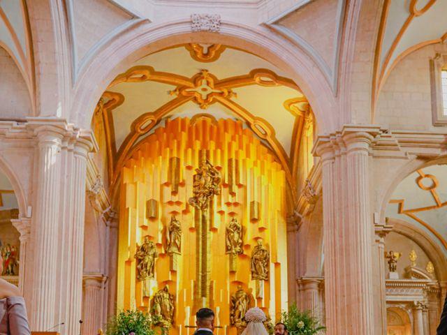 La boda de Felipe y Cristina en Zacatecas, Zacatecas 61