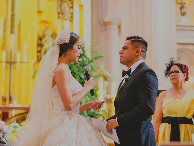 La boda de Felipe y Cristina en Zacatecas, Zacatecas 63