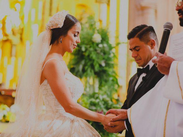 La boda de Felipe y Cristina en Zacatecas, Zacatecas 64