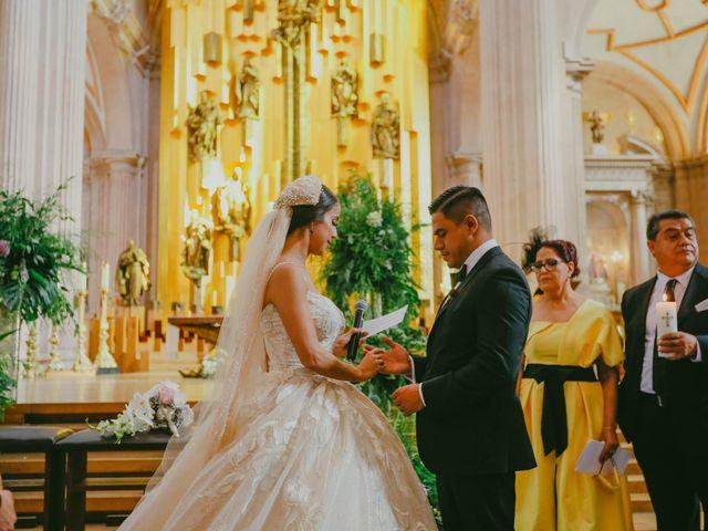 La boda de Felipe y Cristina en Zacatecas, Zacatecas 67