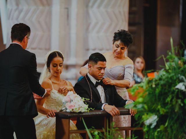 La boda de Felipe y Cristina en Zacatecas, Zacatecas 72