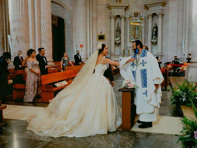 La boda de Felipe y Cristina en Zacatecas, Zacatecas 75