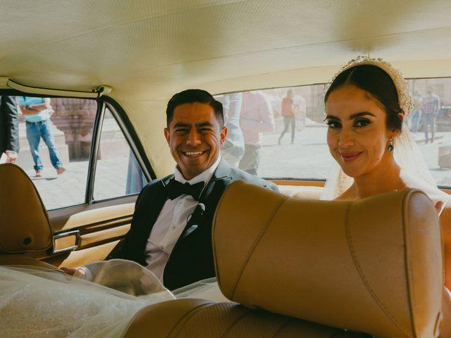 La boda de Felipe y Cristina en Zacatecas, Zacatecas 80