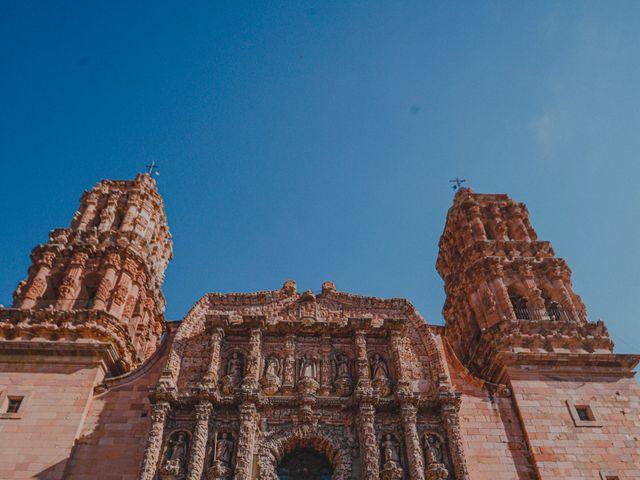 La boda de Felipe y Cristina en Zacatecas, Zacatecas 81