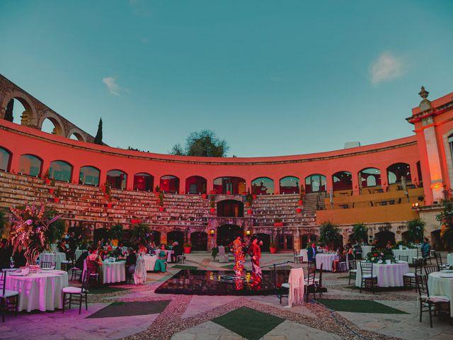 La boda de Felipe y Cristina en Zacatecas, Zacatecas 84