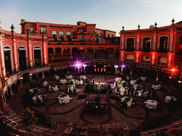La boda de Felipe y Cristina en Zacatecas, Zacatecas 86