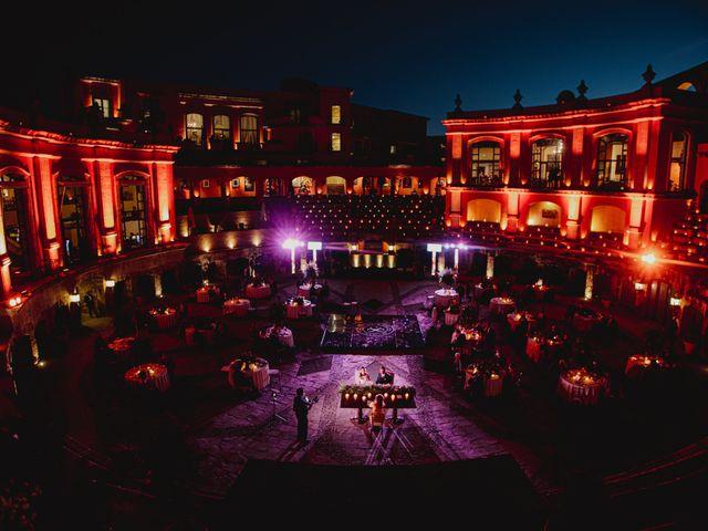 La boda de Felipe y Cristina en Zacatecas, Zacatecas 2