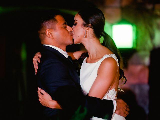 La boda de Felipe y Cristina en Zacatecas, Zacatecas 98