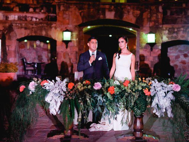 La boda de Felipe y Cristina en Zacatecas, Zacatecas 99