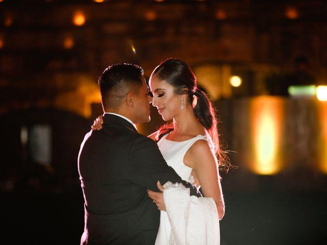 La boda de Felipe y Cristina en Zacatecas, Zacatecas 102