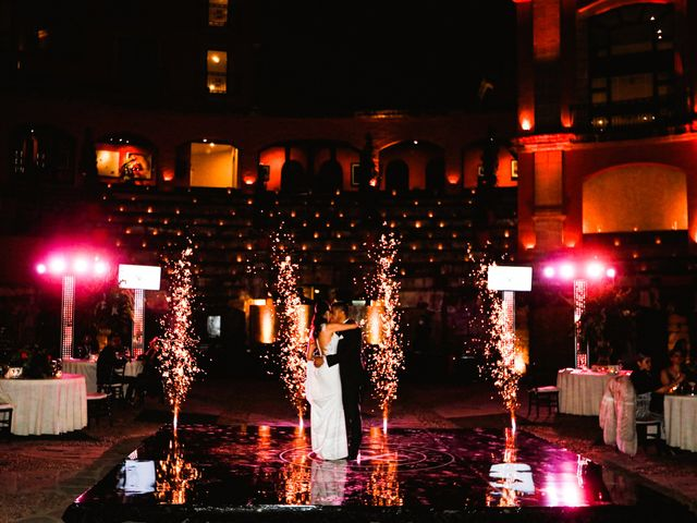 La boda de Felipe y Cristina en Zacatecas, Zacatecas 106