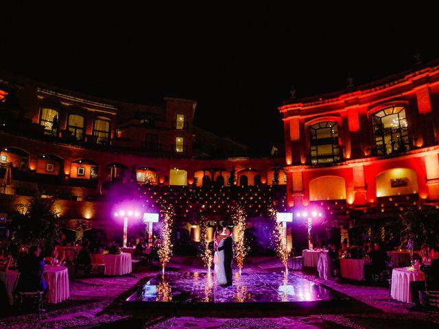 La boda de Felipe y Cristina en Zacatecas, Zacatecas 107