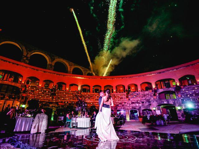 La boda de Felipe y Cristina en Zacatecas, Zacatecas 109