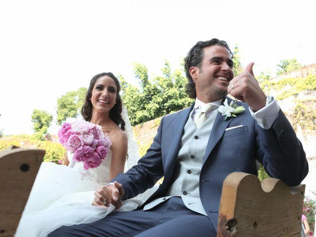 La boda de Roxana y Fernando