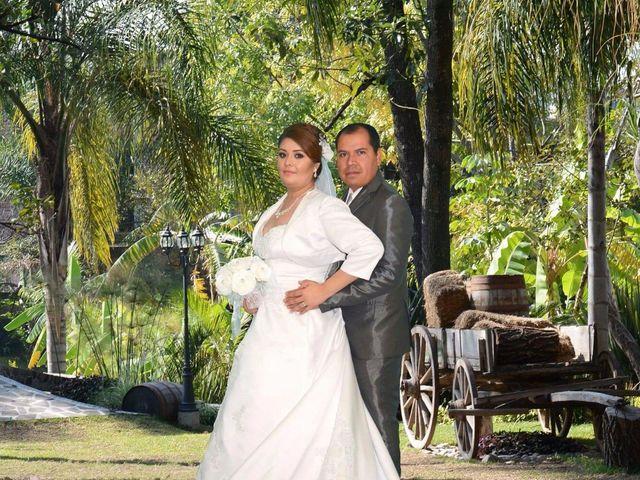 La boda de Carlos y Rocío en Guadalajara, Jalisco 1