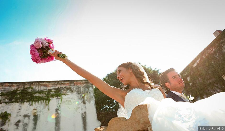 La boda de Fernando y Roxana en Yautepec, Morelos