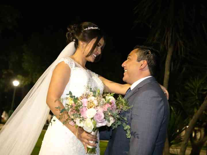 La boda de Daniela y Jonatan