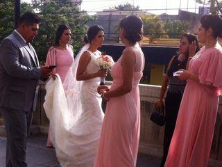 La boda de Cinthia y Alejandro 1